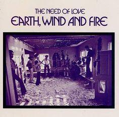 Funk-Disco-Soul-Groove-Rap: 1971-Earth, Wind & Fire - Need Of Love