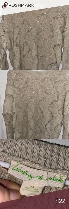💙Staring at Stars - Beige Crochet Sweater Light sweater - perfect for the beg. 💙Staring at Stars - Beige Crochet Sweater Light sweater - perfect for the beg. 💙Staring at Stars - Beige Crochet Sweat. Neck Pillow, Bed Pillows, Sweaters For Women, Beige, Stars, Crochet, Layering, Fall, Souvenir