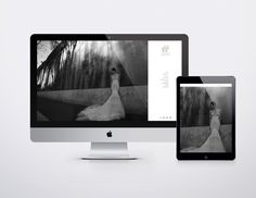 Carmen Virginia Grisolia on Behance Carine´s Bridal Web Design Package Design, Fashion Online, Virginia, Web Design, Behance, Bridal, Beautiful, Design Web, Packaging Design