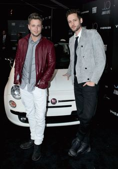 Brent Kutzle, Ryan Tedder, OneRepublic - Fiat Presents Jennifer Lopez's Official American Music Awards After Party Onerepublic, Bass Cello, Walk The Moon, Ryan Tedder, Eddie Fisher, Beautiful Lyrics, American Music Awards, Jennifer Lopez, Cool Bands