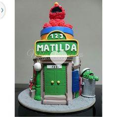 Plaza sesamo torta