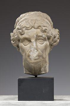 Römische Kopie nach griechischem Werk aus der zweiten Hälfte des 5. Jahrhunderts | Skulpturhalle Basel