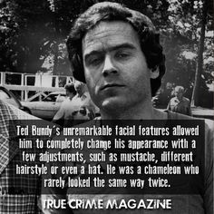 Be sure to reserve your own copy of True Crime Factbook TODAY! Forensic Psychology, Psychology Facts, Weird Facts, Fun Facts, Crazy Facts, Criminal Minds Memes, Famous Serial Killers, Bizarre Stories, Get A Girlfriend