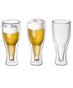 Witziges Bier-Gläser-Set für den Mann definitiv das richtige Geschenk!