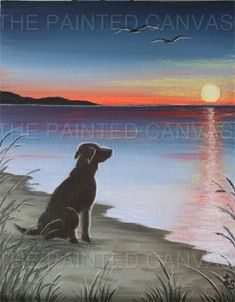 THE PAINTED CANVAS - Paint and Sip Nights!! - Wading River, NY