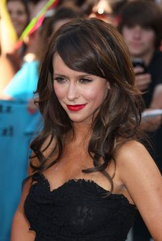 """Jennifer Love Hewitt Photos Photos - Celebrities attend """"The Twilight Saga: Eclipse"""" premiere during the 2010 Los Angeles Film Festival at the Nokia Theatre at LA Live in Los Angeles. - """"The Twilight Saga: Eclipse"""" Los Angeles Premiere - Arrivals 2 Melinda Gordon, Hollywood, Jennifer Amor, Jennifer Love Hewitt Pics, Jennifer Garner, Non Blondes, Ombre Hair Color, Grey Ombre, Pretty Hairstyles"""