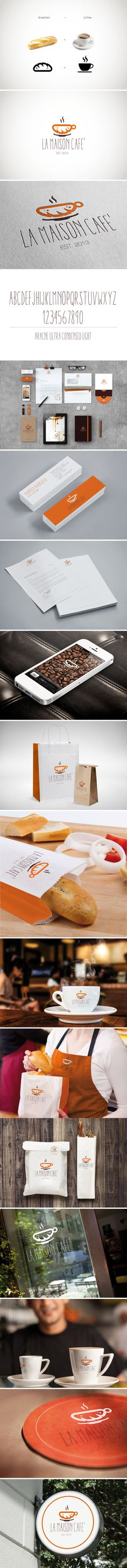 """La Maison Cafe' is a small neighborhood bistro serving coffee and breakfast. Drop by for a nice cup in the morning and taste the delicious sandwiches with fresh salad in the evening. The name """"La Maison Cafe'"""" means """" The House """", which refers to the cozy…"""