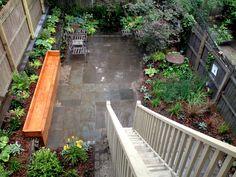 A Clinton Hill backyard designed by Greenery NYC
