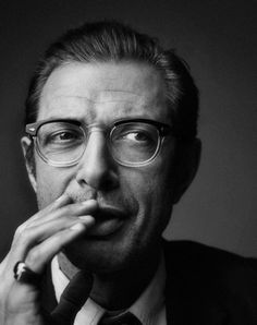 Portraits - Jeff Goldblum.