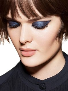 Shop+Chanel's+Gorgeous+Blue+Rhythm+Makeup+Collection+via+@WhoWhatWearUK