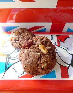 Amateurs de biscuits bien gourmands, j'ai ce qu'il vous faut
