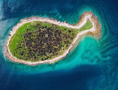 Croatia Travel Guide, Fish Shapes, Logs, Natural Wonders, Aerial View, Glamping, Places To See, The Good Place, National Parks