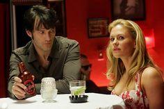 Sookie & Bill from True blood