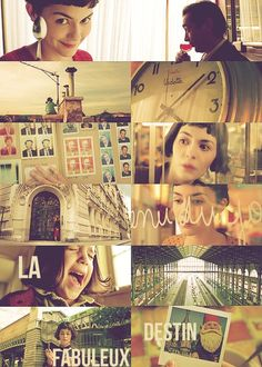 Love Amelie Poulain so much. Amelie, Series Movies, Movie Characters, Movies And Tv Shows, Top Movies, Drama Movies, Movie Shots, Movie Tv, Audrey Tautou