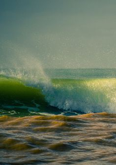mother mother ocean, I hear your call...