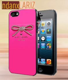 kate spade Pink Wallet    iPhone 4/4s/5/5s/5c Case  by NdanxlariZ, $15.00