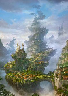 The otherworld of the irish