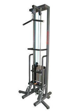 Shanghai alta poleas lat máquina aparatos de ejercicios