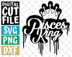 Pisces Girl SVG Leopard Girl Svg SVG Cutting File Cricut Svg Files For Cricut SvgDxfJpgEpsPng Instant Download Face Wink Eyes Lady