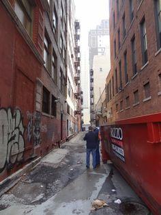 Alley (by Jan Luursema)