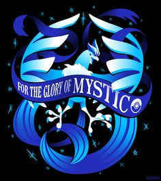 """Trust your wisdom!"" Pokemon GO t-shirt featuring the Team Mystic mascot: Articuno!"