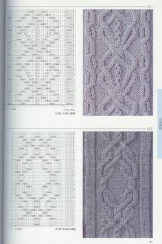 Knitting Partens Book 250-Japany-полная - vilvarin68 Араны. Шали - Picasa Web Albums
