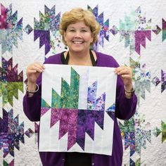 Grand Adventures Quilt Tutorial from Missouri Star Quilt Co.