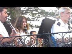 BELLA MARCHA FELIZ Instrumental en vivo Banda Municipal de Estepona 2016
