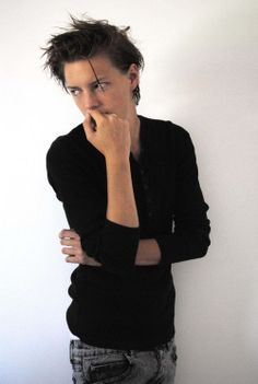 Model Crush | Erika Linder   http://fashiongrunge.com/2014/01/10/model-crush-erika-linder/