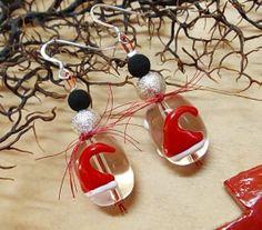 Christmas earrings Christmas Earrings, Christmas Jewelry, Seasons Of The Year, Drop Earrings, Drop Earring