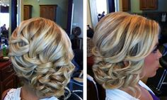 Love this hairstyle for prom 2014!