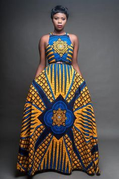 Ray Darten offers african wear for women like - african print skirts, dresses, jumpsuit, african print outfits for sale at lowest prices. African Print Skirt, African Print Dresses, African Fashion Dresses, African Dress, Fashion Outfits, African Prints, African Style Clothing, Ghanaian Fashion, Fashion Hacks