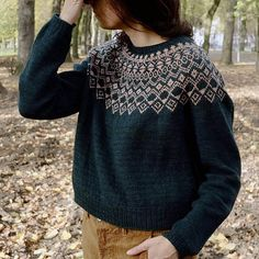 Ravelry: Azor pattern by Orlane Sucche Best Picture For pulli sitricken modern For Your Taste You ar Ravelry, Sweater Knitting Patterns, Knitting Sweaters, Knitting Designs, Jumpsuit Pattern, Knit In The Round, Fair Isle Knitting, Apparel Design, Needle And Thread