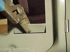 Placing neutral wire in neutral bus bar, inside breaker panel ...