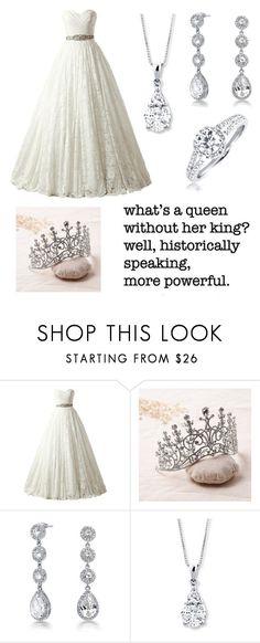 """""""Queen"""" by annawell-1 ❤ liked on Polyvore featuring Bling Jewelry"""