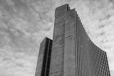 Modernist communist architecture - Zagreb, Croatia