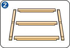 Explication pour faire une moustiquaire pour porte/fenêtre. Avec nos instructions «Pas à pas», vous apprenez comment fabriquer une belle porte ou une fenêtre avec moustiquaire adaptée.