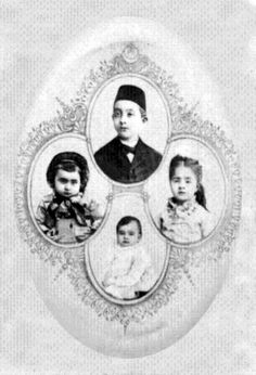 Abdoulhamid II's family