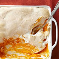 Candied Sweet Potato Casserole with parsnips. #sweetpotato #thanksgiving