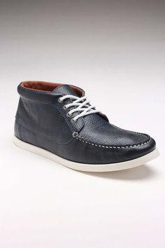 Benson Leather Sneakers