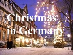 Christmas in Germany - Learn a Few Words for the Holidays