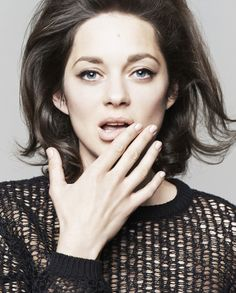 Jan Welters shoots the ever-stunning Marion Cotillard