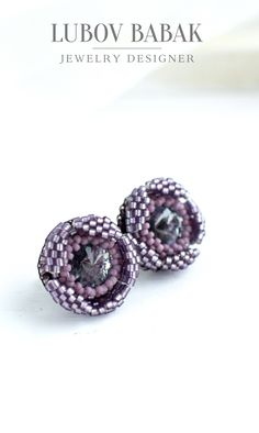Excited to share the latest addition to my #etsyshop: Lilac flower earrings, Floral jewelry, Little flowers, Seed bead earrings, Rose buds earring, Beaded jewellery http://etsy.me/2CrkXQ3 #jewelry #earrings #lilac #womenfashion #rosebuds #floral