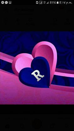 R Letter Design, Alphabet Letters Design, Alphabet Wallpaper, Love Wallpaper, Tattoo Lettering Fonts, Lettering Design, Love Images With Name, Good Morning Love Messages, Stylish Alphabets