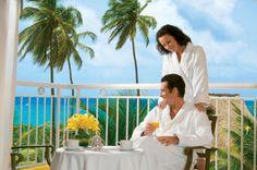 Enjoy 24/7 room service at Dreams Punta Cana Resorts & Spa!