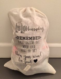LuLaRoe Laundry Bag LuLaRoe Garment Bag LuLaRoe by BKindDesigns