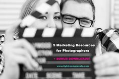 5 Marketing Resources for Photographers - Including BONUSES! Photography Marketing, Photography Classes, Photoshop Photography, Photography Tutorials, Photography Business, Love Photography, Photoshop Tips, Photoshop Tutorial, Photo Tips