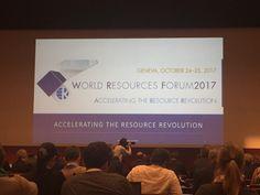 At #WRF2017