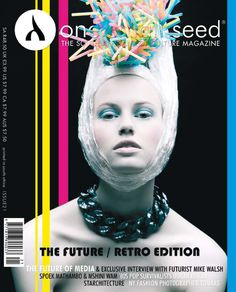 One Small Seed Issue 21  The South African Pop Culture Magazine.
