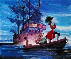 Mr. Smee & Captain Hook